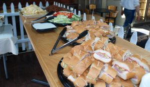 Catering, Funeral Catering, Party Menu, Deli Trays